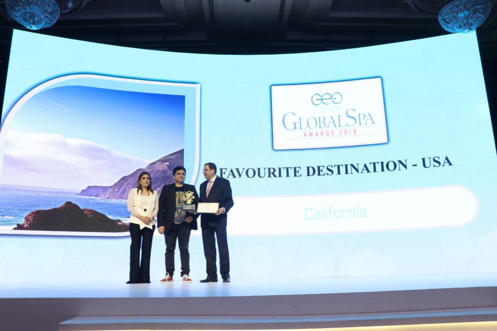 GeoSpa Global Spa Awards 2019